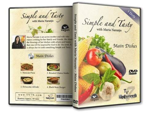 Simple and Tasty - Main Dishes DVD (ES)